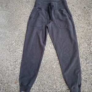 Lululemon Joggers Grey Woman's Size 4